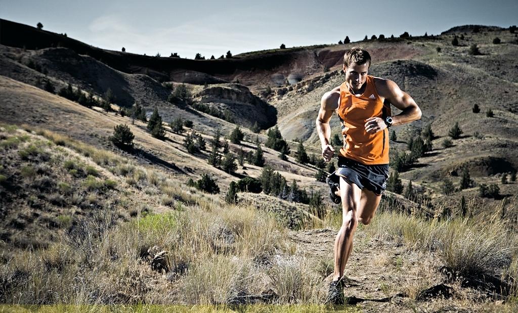 Τρέξιμο στο Βουνό (mountain running)