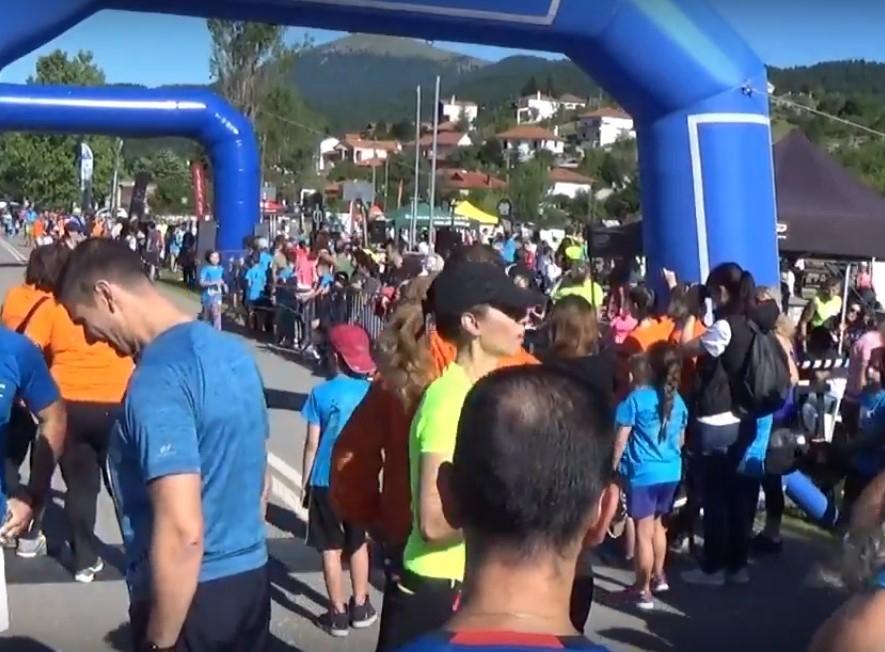 Ανεπίσημα αποτελέσματα 8ου αγώνα ορεινού τρεξίματος Ξηρολίβαδου